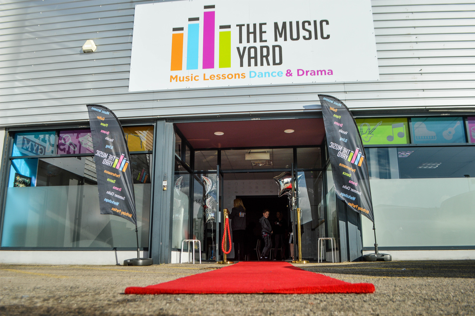 the music yard - music lessons